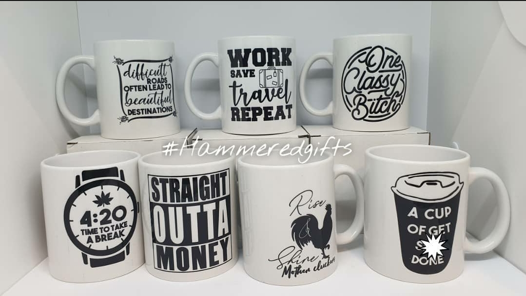 printed mugs single sided